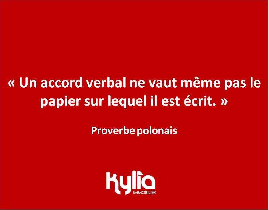 Citation 76 – Proverbe Polonais