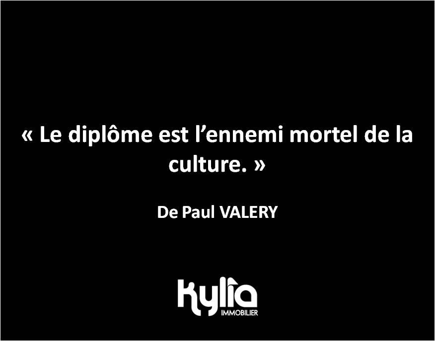 Citation 5 Paul Valery