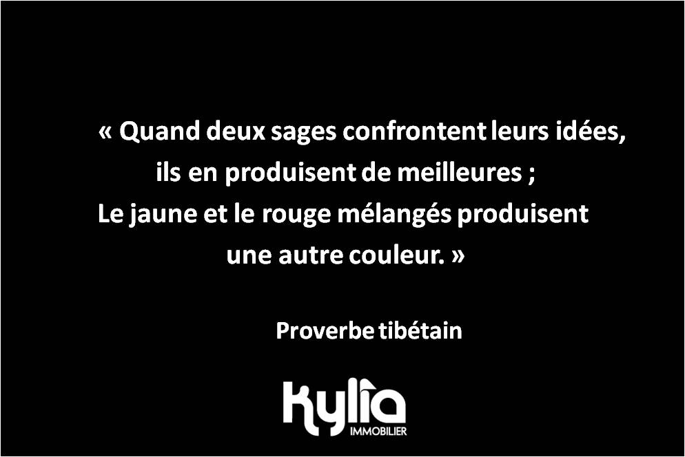 Citation 94 – proverbe tibétain