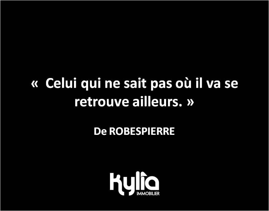 Citation 29 – ROBESPIERRE
