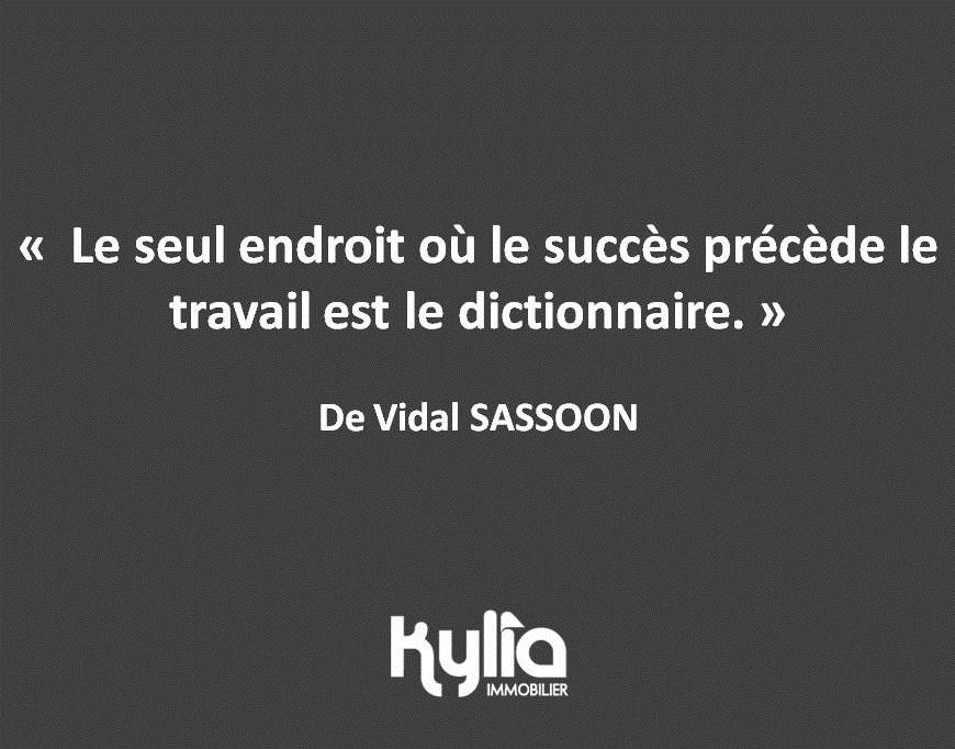Citation 30 – Vidal SASSOON