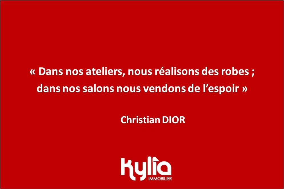 Citation 87 – DIOR