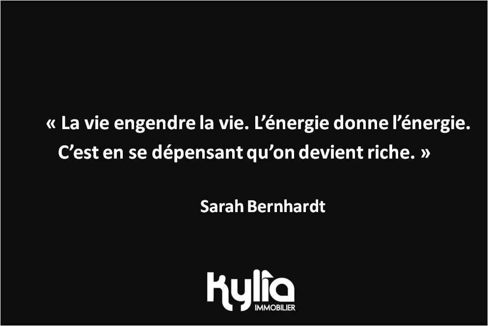 Citation 91 – Sarah BERNHARDT