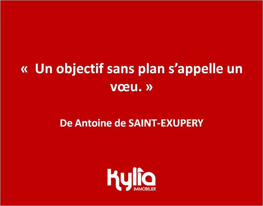 Citation 34 – Antoine de SAINT-EXUPERY