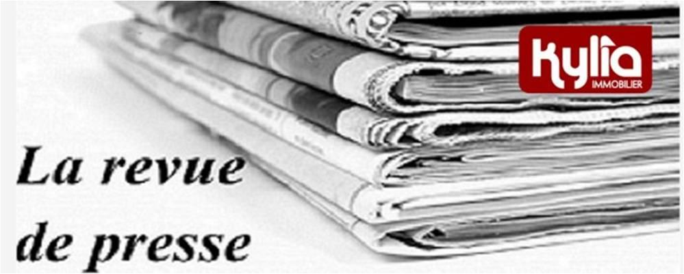 Photo – Revue de presse – Réseaux sociaux